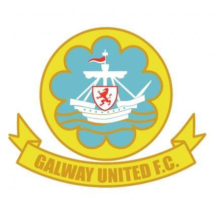 free vector Galway united fc
