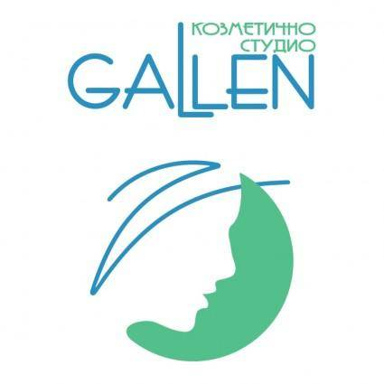 free vector Gallen