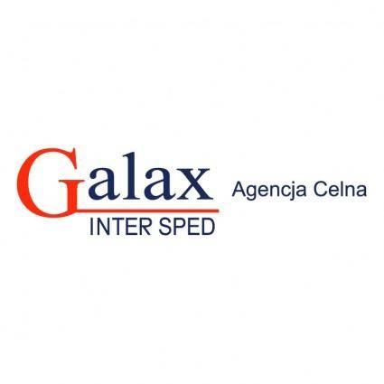 free vector Galax agencja celna