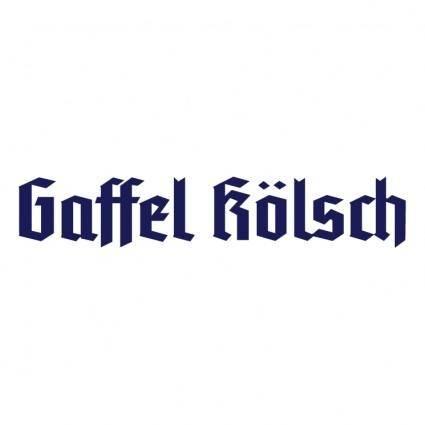 Gaffel koelsch 1