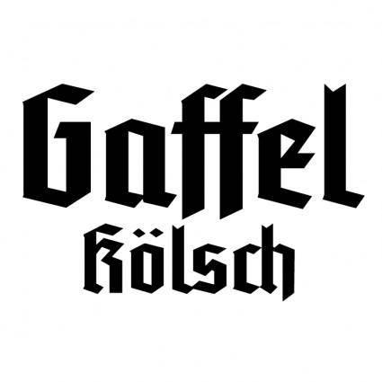 free vector Gaffel koelsch 0