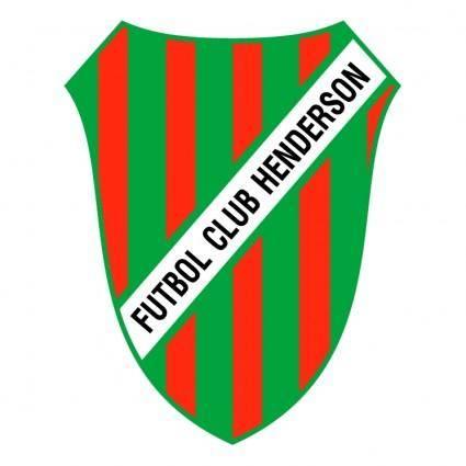 free vector Futbol club henderson de henderson