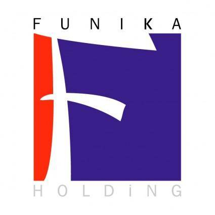 free vector Funika holding