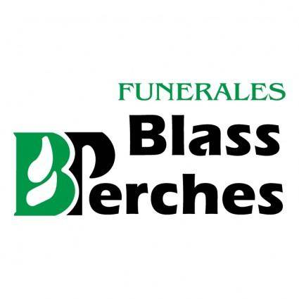 Funerales blass perches