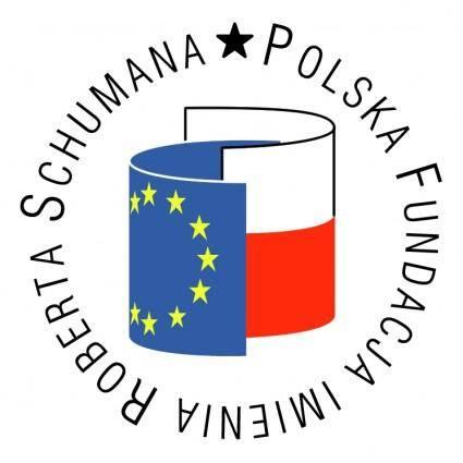 free vector Fundacja roberta schumana