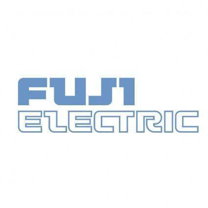 free vector Fuji electric corp of america