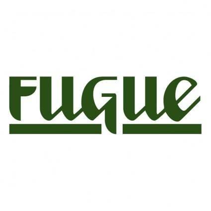 free vector Fugue magazine