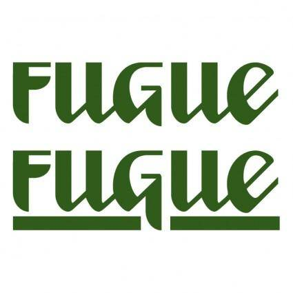 free vector Fugue magazine 0