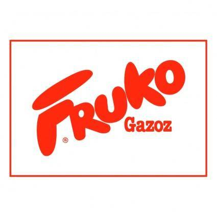 free vector Fruko gazoz