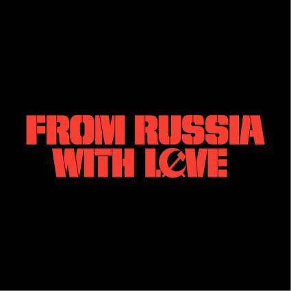 free vector From russia with love