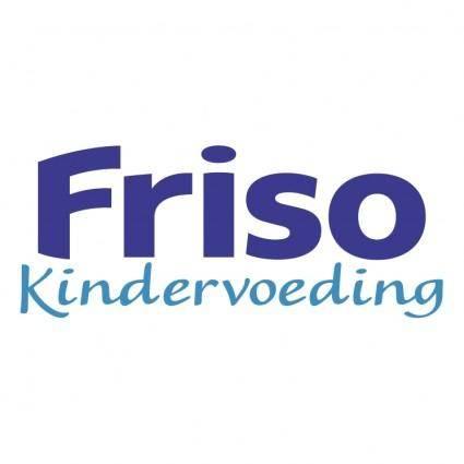 Friso kindervoeding