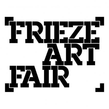 free vector Frieze art fair