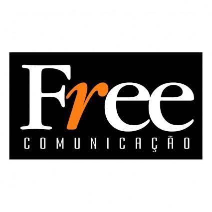 free vector Free comunicacao
