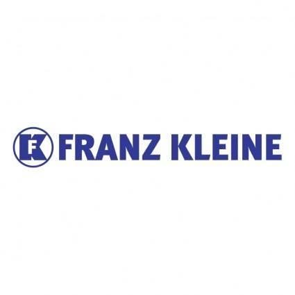 Franz kleine