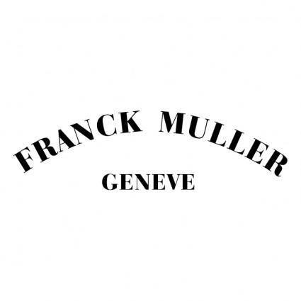 Franck muller geneve