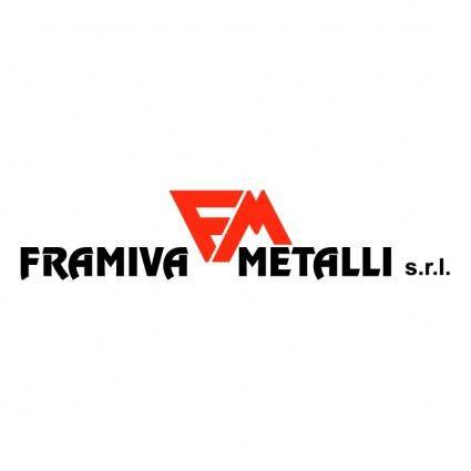 Framiva metalli