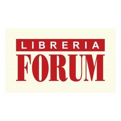 Forum libreria