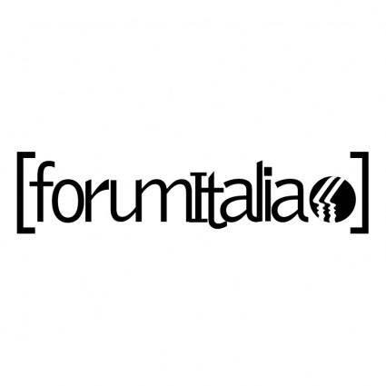 Forum italia 1