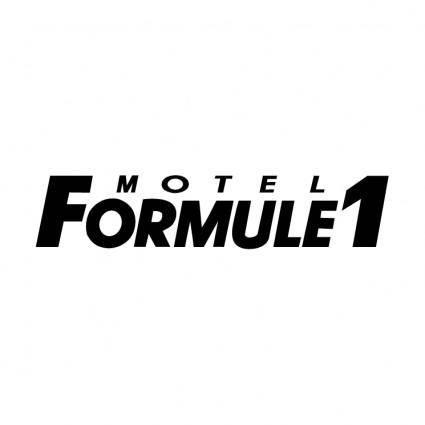 Formule 1 motel