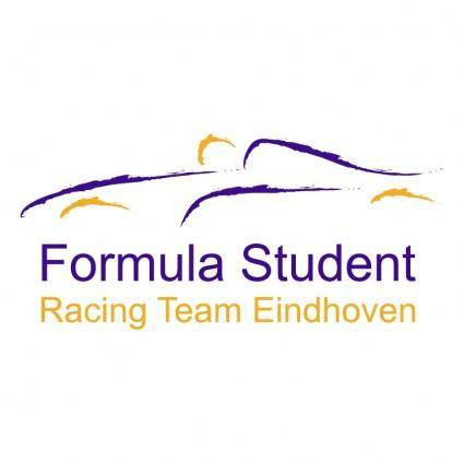 free vector Formula student racing team eindhoven