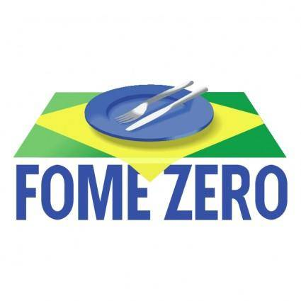 free vector Fome zero