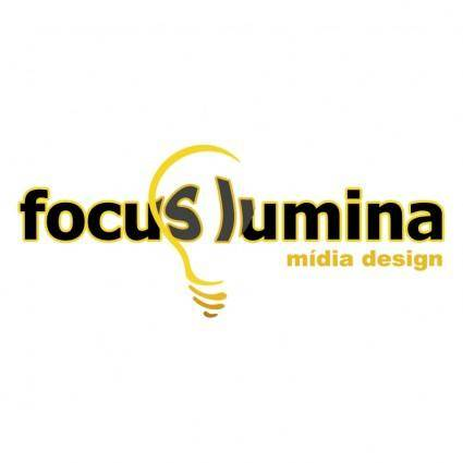 free vector Focus lumina midia design
