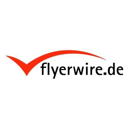 free vector Flyerwire 0