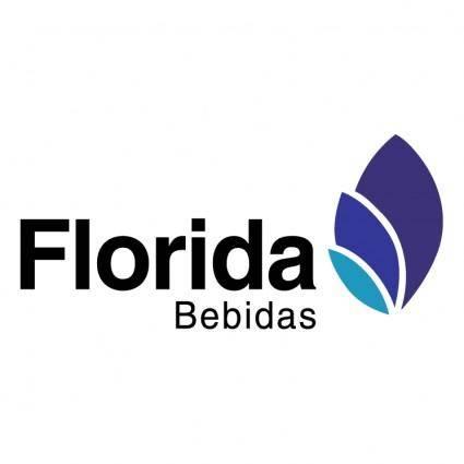 free vector Florida bebidas