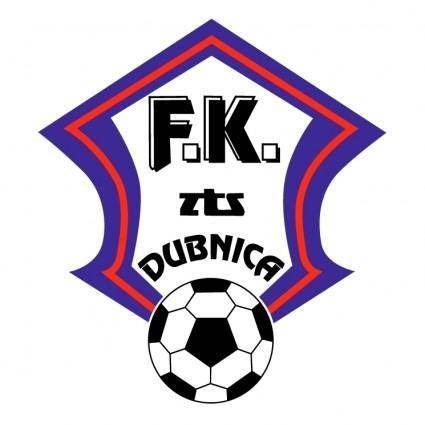 free vector Fk zts dubnica