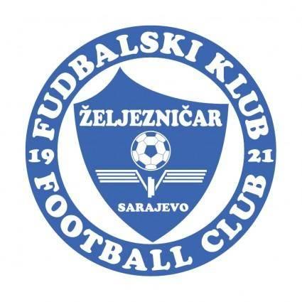 free vector Fk zeljeznicar