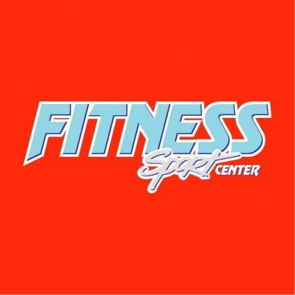 free vector Fitness sport center