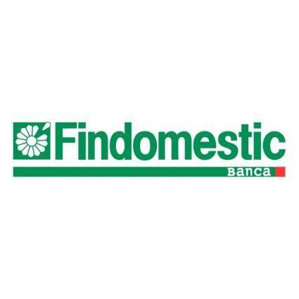 free vector Findomestic banca