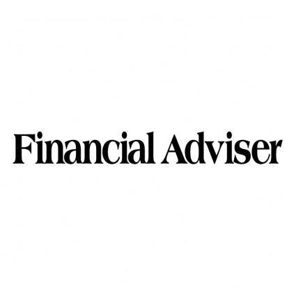 free vector Financial adviser