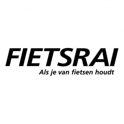 free vector Fietsrai