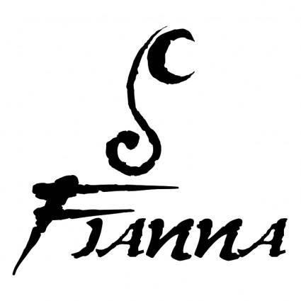 free vector Fianna