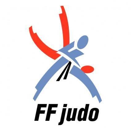 free vector Ff judo
