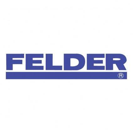 free vector Felder