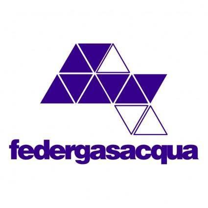 free vector Federgasacqua
