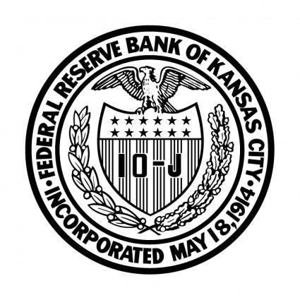 free vector Federal reserve bank of kansas