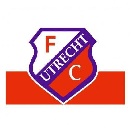free vector Fc utrecht