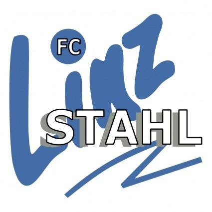free vector Fc stahl linz