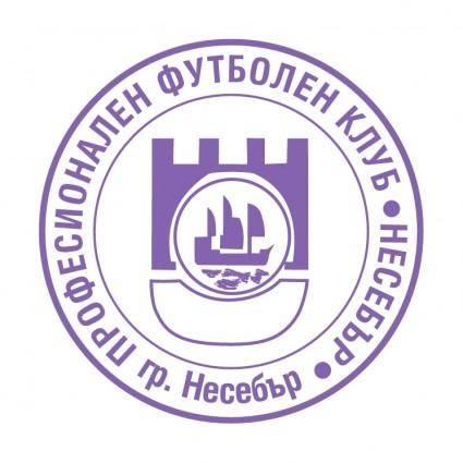 free vector Fc nesebar nesbar