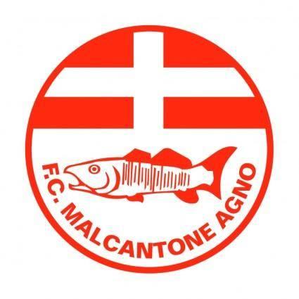 free vector Fc malcantone agno