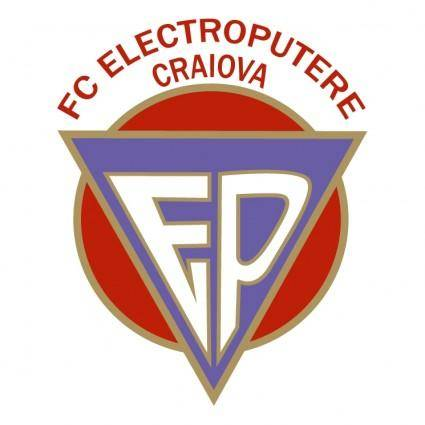 free vector Fc electroputere craiova