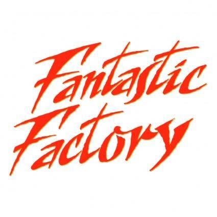 free vector Fantastic factory