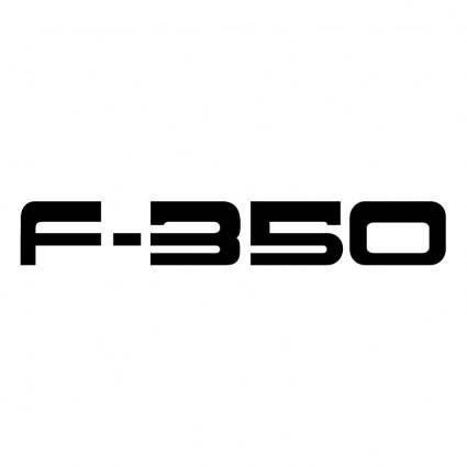 F 350