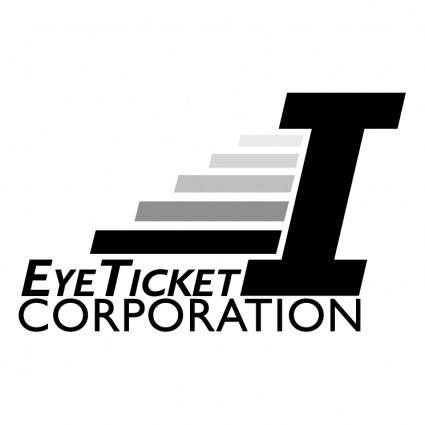 Eyeticket corporation