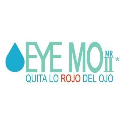 free vector Eye mo ii