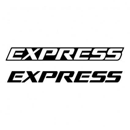 free vector Express 3