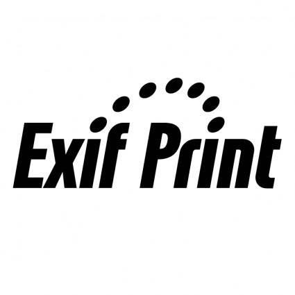 Exif print 0